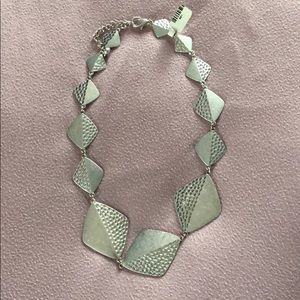 Jewelry - NWT Silver Necklace